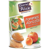Compote pomme-abricot