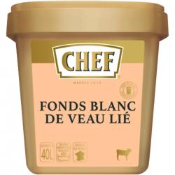 Fonds blanc de veau lié