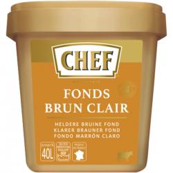 Fonds brun clair
