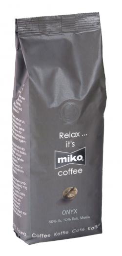 Café moulu 50% ara - 50% rob