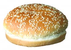 Pain hamburger géant