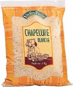 Chapelure blanche