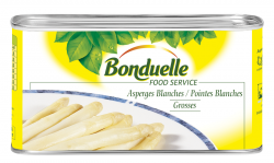 Asperges blanches grosses