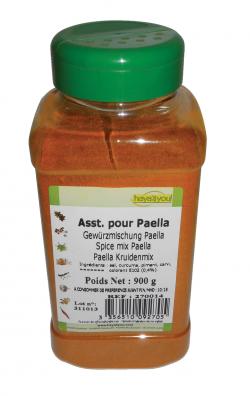 Assaisonnement pour paella