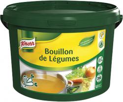 Bouillon de légumes