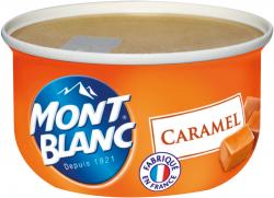 Crème dessert caramel