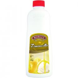 Sauce dessert limoncello