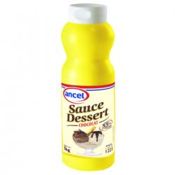 Sauce dessert chocolat