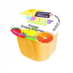 Spécialité pomme-orange sanguine