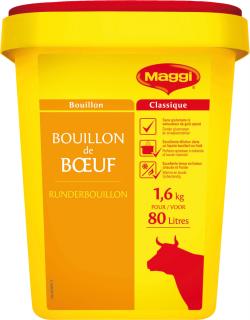 Bouillon de bœuf