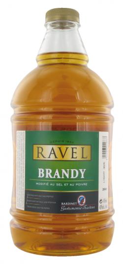 Brandy modifié salé poivré