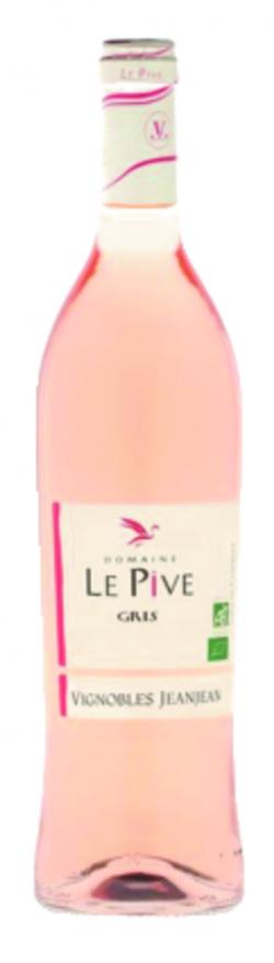 Vin de pays de Camargue rosé 2014 BIO