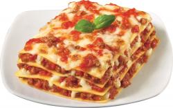 Lasagne semoule