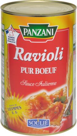 Ravioli sauce italienne