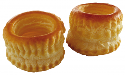Mini-bouchée pur beurre