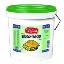 Sauce bourgyburger