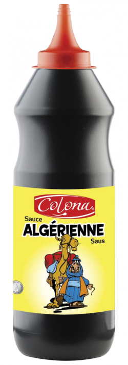 Sauce algérienne