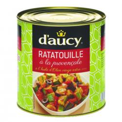 Confit de ratatouille à l'huile d'olive vierge
