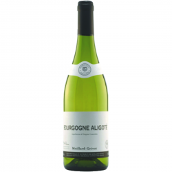 Vin blanc de Bourgogne aligoté