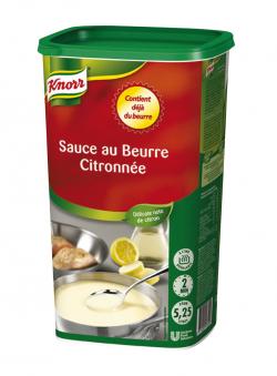 Sauce beurre citronnée