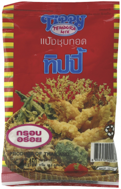 Farine de tempura