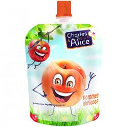 Spécialité de pomme-abricot