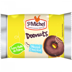 DOONUT nappé chocolat